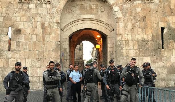İsrail El-Esbat'a kamera yerleştiriyor