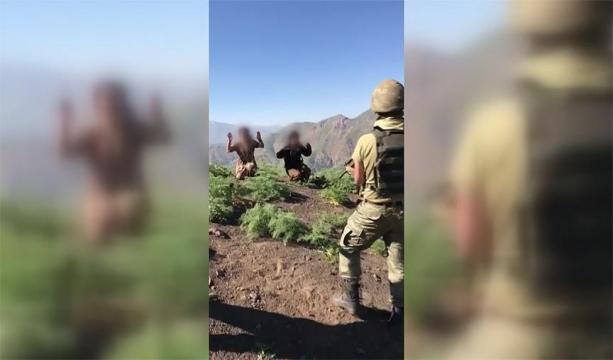 Şırnak ve Hakkari'de 5 terörist güvenlik güçlerine teslim oldu