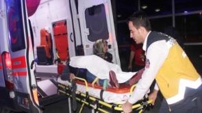 Karaman'da Trafik Kazası: 8 Yaralı