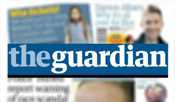 The Guardian kendini yalanladı