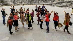 Çinli turistlerin Türkiye'de yaptığı alışverişte rekor artış