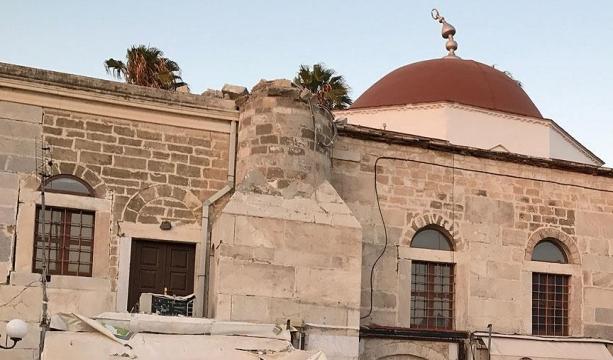Yunanistan hükümeti adalardaki camileri çürümeye terk etti