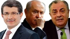 Bahçeli ile Davutoğlu arasında Türkeş gerilimi...