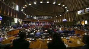 Türkiye'nin ECLAC üyeliği onaylandı