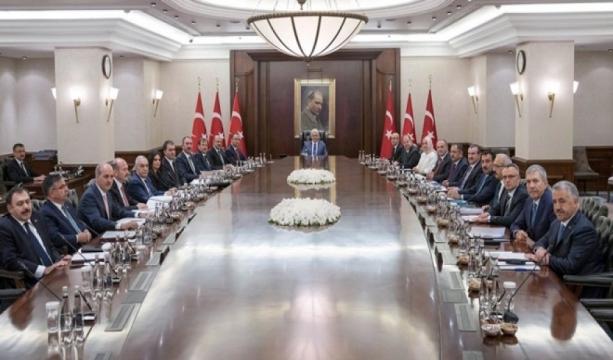 Başbakan yardımcılarının görev dağılımı Resmi Gazete'de