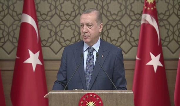 Cumhurbaşkanı Erdoğan'dan YÖK'e Çağrı