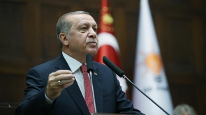 Erdoğan, bakan ve milletvekilleriyle bir araya geldi