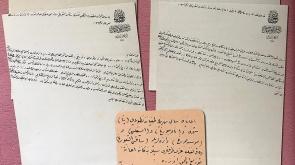 Osmanlı sel mağduru Almanya'ya para yardımında bulunmuş