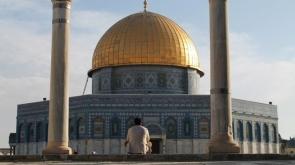 ''Kudüs için ayaktayım, çünkü insanım''