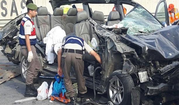 Bilecik'te trafik kazası: 3 ölü, 2 yaralı