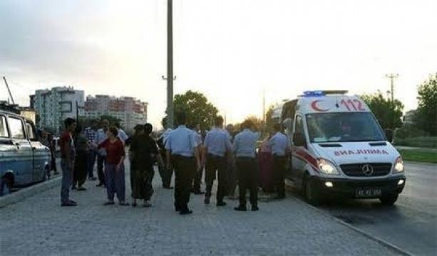 Konya'da silahlı kavga: 8 yaralı!