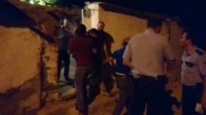 Misafirliğe gitti, bacağından vuruldu #konyahaber
