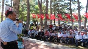 Beyşehir'de Doğanbeyliler buluşması #konyahaber