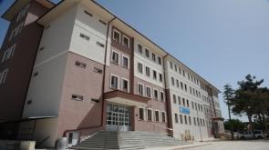 Meram'da 32 derslikli ilkokul inşaatı tamamlandı #konyahaber