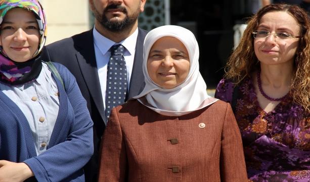 Milletvekili Hüsnüye Erdoğan, FETÖ davalarını takip edecek #konyahaber