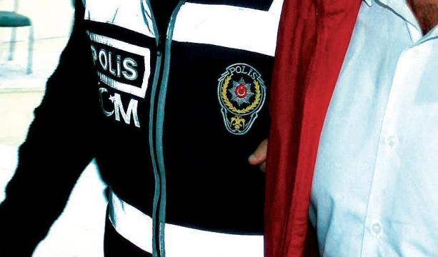 Eski istihbarat şube müdürüne FETÖ'den tutuklandı
