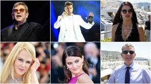 'Türk Rivierası'na ünlü akını