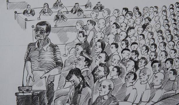 Akıncı Üssü davasında yedinci celse başladı