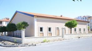 Karaman'da spor ve kültür merkezi çalışmaları