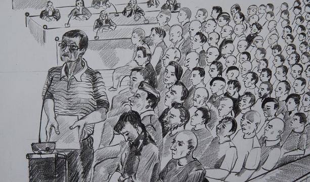 Akıncı Üssü davasında 'yaptığım eşeklik' savunması