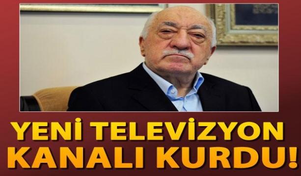 Terör Örgütü Yeni Televizyon Kanalı Kurdu! #FETÖ