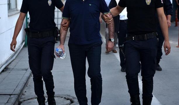 FETÖ'nün 'gaybubet evi'nde yakalanan 2 kişi tutuklandı