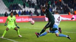 Trabzonspor - Konyaspor ligde 33.randevuda