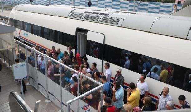 Konya-İstanbul YHT seferi durdu #KonyaHaber