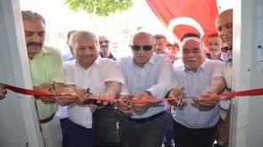 Karaman'da Nefise Sultan muhtarlık ofisi açıldı