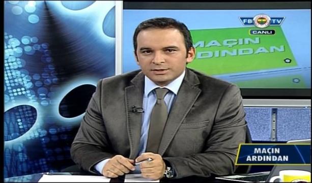 Fenerbahçe TV sunucusuna ByLock gözaltısı!