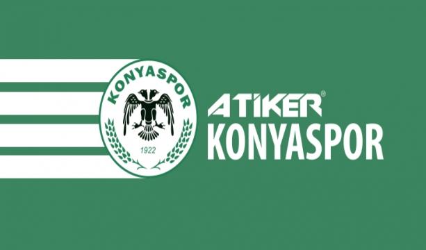 Atiker Konyaspor'dan teşekkür mesajı