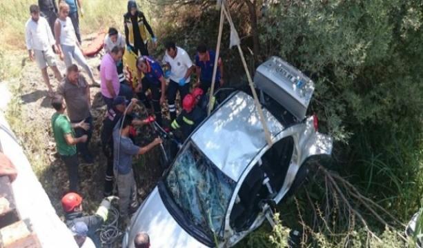 Konya'da trafik kazası! #konyahaber