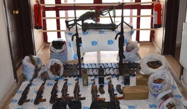 Bingöl'deki DEAŞ operasyonlarında 10 şüpheli gözaltına alındı