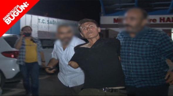 10 günde 13 suça karıştı gezerken yakalandı #konyahaber