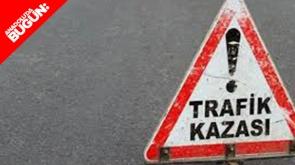 Aksaray'da araç yayalara çarptı: 1 ölü, 1 yaralı