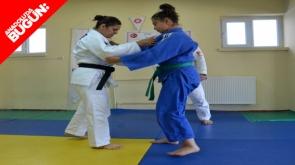 Üç çocuk annesi judocunun yeni hedefi altın madalya