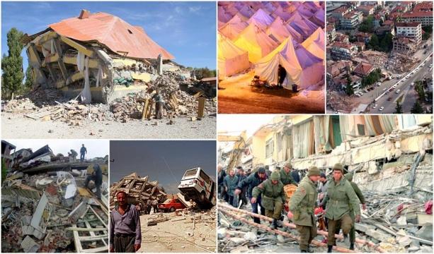 Türkiye, 17 yılda 164 bin 307 depremle sallandı