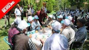 Emekliler piknikte buluştu #konyahaber