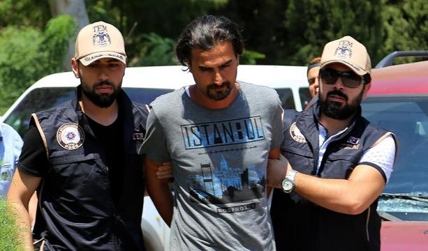 Aranan FETÖ sanığı Antalya'da yakalandı