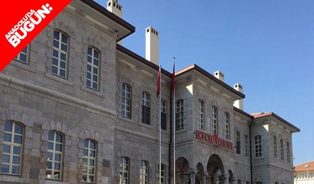Konya'da kamuda çalışan 2 bin 143 kişiye FETÖ tutuklaması! #konyahaber