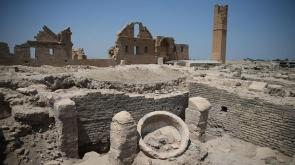 Harran'da bin yıllık 'parfüm dükkanı' bulundu