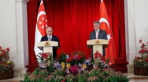 'Her türlü tecrübemizi Singapur ile paylaşmaya hazırız'