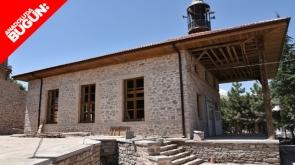 Sille Subaşı Camii restore ediliyor #konyahaber