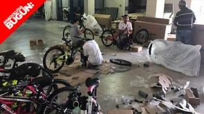Konya Selçuklu'da bisiklet dağıtımı başlıyor #konyahaber