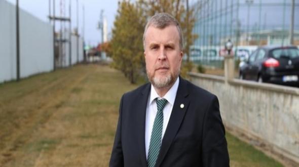 Konyaspor Başkanı Ahmet Şan
