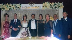 Sayan ve Karakurt ailelerinin mutlu günü