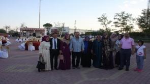 Merve ve Ercan  dünyaevine girdi