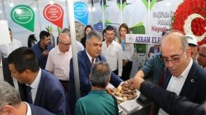 Konya Ereğli'de tarım fuarı açıldı! #konyahaber