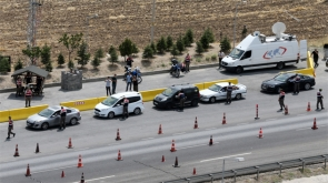 Jandarmadan trafiğe