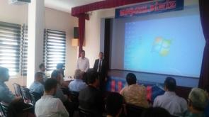 Konya Bozkır'da Hayat Boyu Öğrenme toplantısı #konyahaber